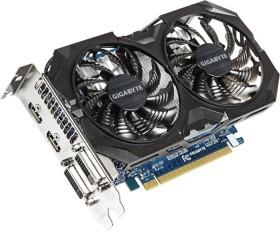Gigabyte GeForce GTX 750 Ti Windforce 2X OC, 4GB GDDR5, 2x DVI, 2x HDMI (GV-N75TWF2OC-4GI)