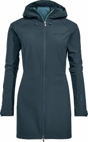 VauDe Skomer Softshell Mantel steel blue (Damen) (41556-303)