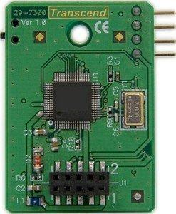 Transcend USB horizontal 1GB, USB 2.0 Pin Header 10-Pin (TS1GUFM-H)