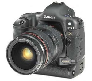 Canon EOS 1Ds czarny korpus (8068A010/8068A019)