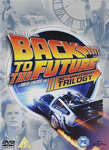 Back To The Future Trilogy Box (UK) -- via Amazon Partnerprogramm
