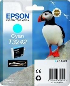Epson Tinte T3242 cyan (C13T324240)
