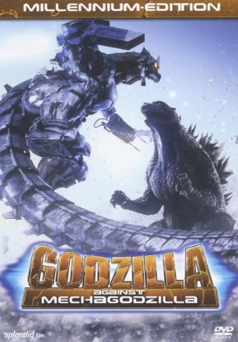 Godzilla vs. Mechagodzilla -- via Amazon Partnerprogramm