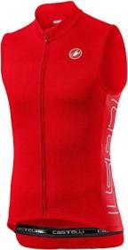Castelli Entrata V Trikot ärmellos fiery red (Herren) (4520020-656)