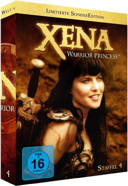 Xena Season 4 -- via Amazon Partnerprogramm