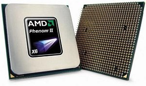 AMD Phenom II X6 1055T 125W, 6x 2.80GHz, tray