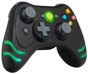 BigBen Wildfire Wireless Controller schwarz (Xbox 360) (DA276558)
