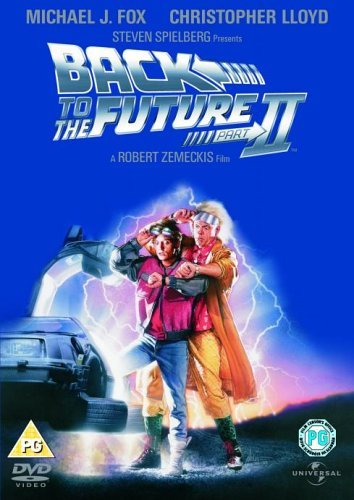 Back To The Future 2 (UK) -- via Amazon Partnerprogramm