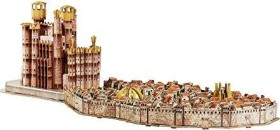 4D Cityscape Game of Thrones King's Landing (51003)