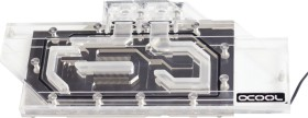 Alphacool Eisblock Aurora Acryl GPX-N NVIDIA RTX 2080/2080Ti FE (11738)