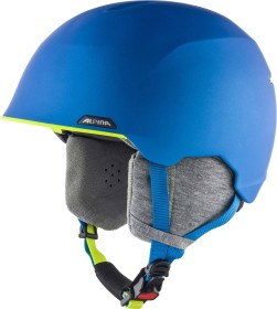 Alpina Albona Helm blue/neon/yellow matt (A9218281)