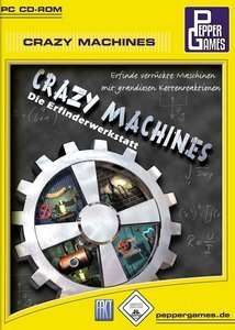 Crazy Machines - Die Erfinderwerkstatt (German) (PC)