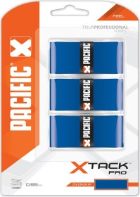 Pacific X Tack Pro Overgrip Griffband, 3er-Pack blau