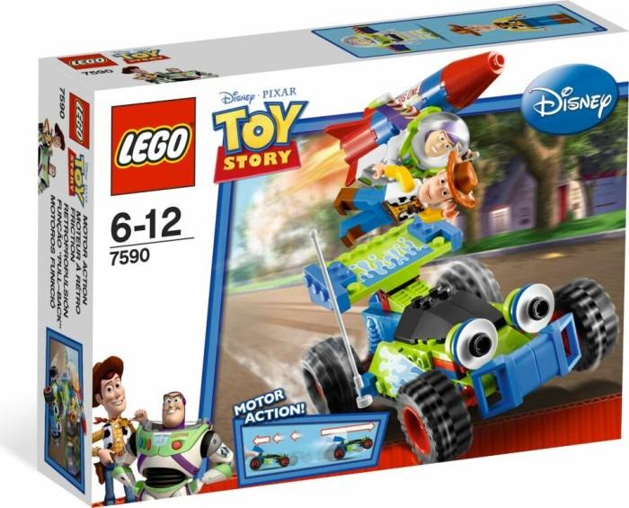 LEGO Toy Story - Rettung von Woody und Buzz (7590) -- via Amazon Partnerprogramm
