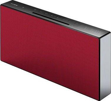Sony CMT-X3CD rot