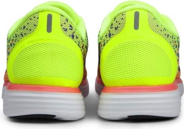 Nike Free RN Distance voltpersisches violetthyper orange