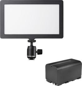 Walimex Pro Soft LED 200 square Bi colour Set1 (21374)