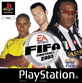 EA Sports FIFA Football 2003 (PS1)