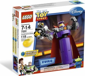 LEGO Toy Story - Construct-a-Zurg (7591)