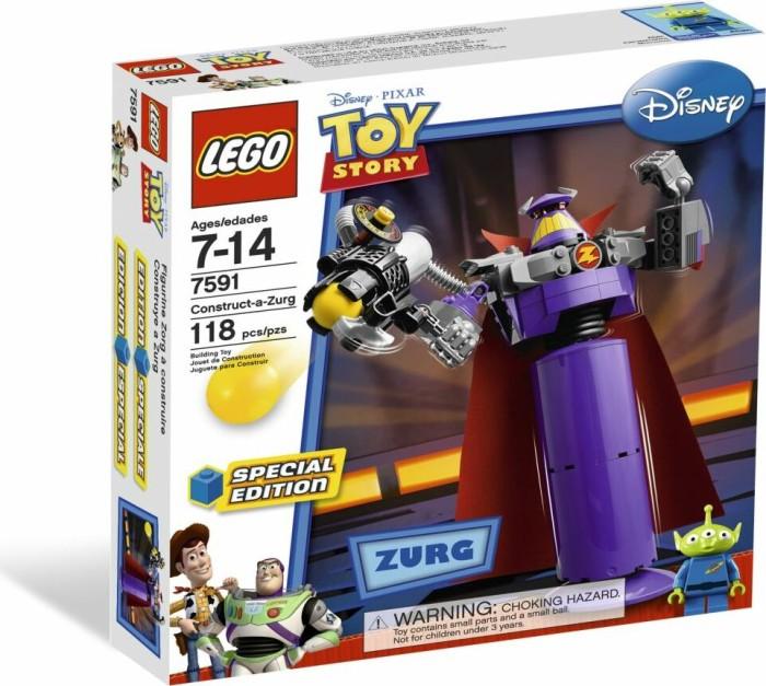 LEGO Toy Story - Construct-a-Zurg (7591) -- via Amazon Partnerprogramm