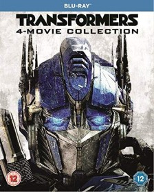 Transformers 1 - 4 (Special Editions) (Blu-ray) (UK)