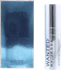 Jesse McCartney Wanted Eau de Parfum, 15ml