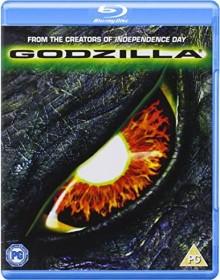 Godzilla (Blu-ray) (UK)