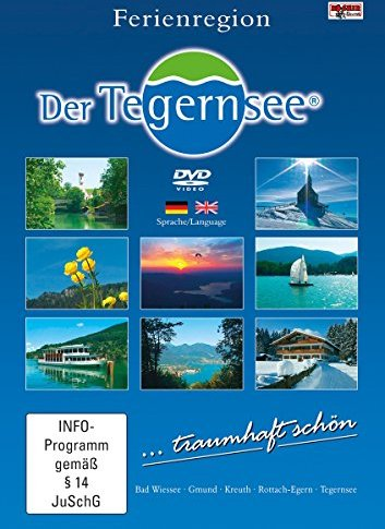 Ferienregion Tegernsee -- via Amazon Partnerprogramm
