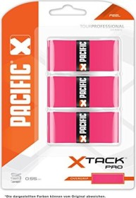 Pacific X Tack Pro Overgrip Griffband, 3er-Pack rosa