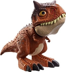 Mattel Jurassic World Brüll-Attacke Carnotaurus Toro (HBY84)