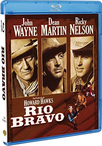 Rio Bravo (Blu-ray) (UK) -- via Amazon Partnerprogramm