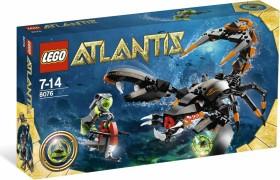 LEGO Atlantis - Gigantischer Tiefseeskorpion (8076)
