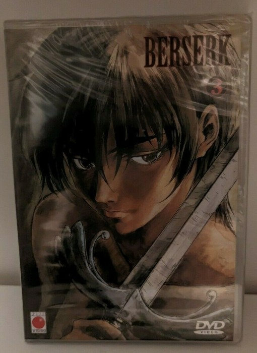 Berserk Vol.  2 (OmU) (Folgen 6-9) -- via Amazon Partnerprogramm