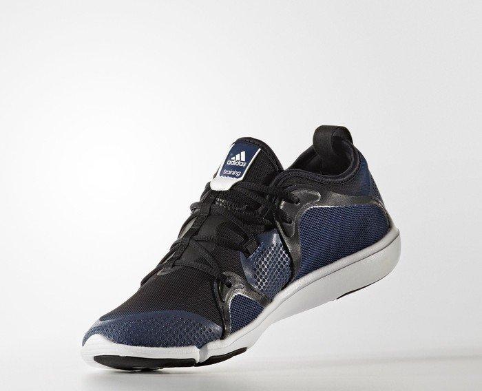 Adidas Adipure 360.4W Damen Laufschuhe, Blau