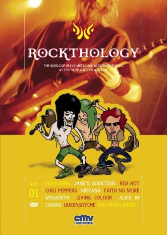Rockthology Vol. 1 -- via Amazon Partnerprogramm