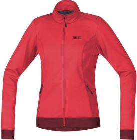 Gore Wear C3 Gore Windstopper Thermo Fahrradjacke pink/chestnut red (Damen) (100328-AKAJ)