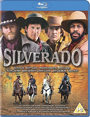 Silverado (Blu-ray) (UK) -- via Amazon Partnerprogramm