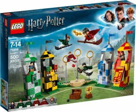 LEGO Harry Potter - Quidditch Turnier (75956)