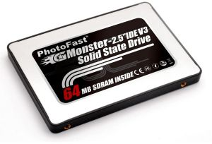 "Photofast G-monster V3 MLC 256GB, 2.5"", IDE"