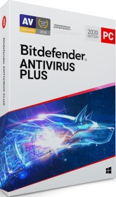 Softwin BitDefender AntiVirus Plus 2020, 1 User, 3 Jahre, ESD (deutsch) (PC)