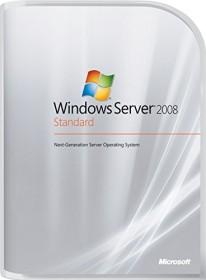 Microsoft Windows Server 2008 Standard non-OSB/DSP/SB, inkl. 5 CAL (deutsch) (PC) (P73-04710)