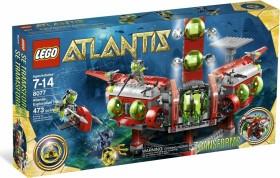 LEGO Atlantis - Unterwasser-Hauptquartier (8077)