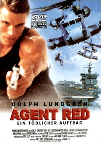 Agent Red -- via Amazon Partnerprogramm