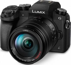 Panasonic Lumix DMC-G70 schwarz mit Objektiv Lumix G Vario 14-140mm 3.5-5.6 ASPH OIS (DMC-G70H/DMC-G7H)