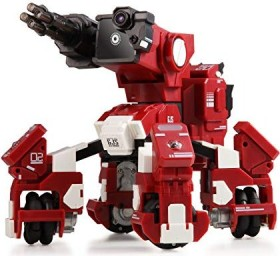 GJS Geio Gaming Robot red
