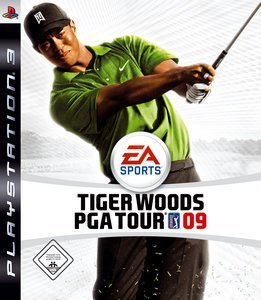 EA Sports Tiger Woods PGA Tour 09 (englisch) (PS3)