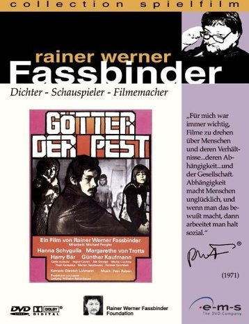 Götter der Pest -- via Amazon Partnerprogramm