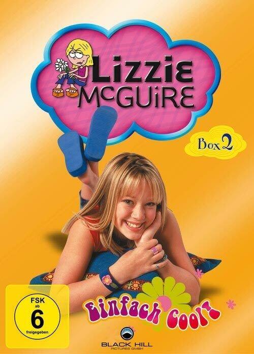 Lizzie McGuire Box 2 (Vol. 4-7) -- via Amazon Partnerprogramm