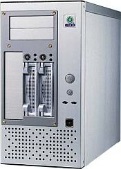 Lian Li PC-35 Midi-Tower aluminum (without power supply)