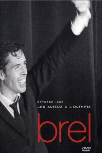 Jacques Brel - Les Adieux a L'Olympia -- via Amazon Partnerprogramm